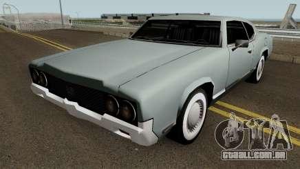 Chevrolet Chevelle SS Custom (Sabre Based) 1970 para GTA San Andreas