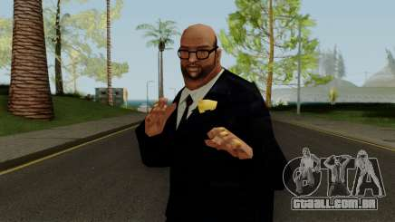 PS2 LCS JD Suit Skin para GTA San Andreas