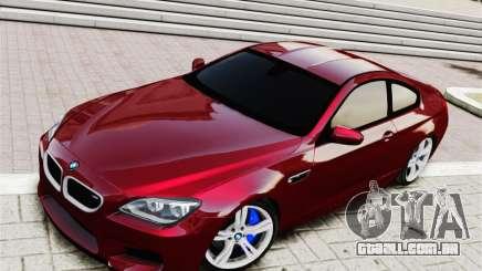 BMW M6 F13 para GTA 4
