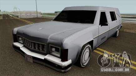 Romero Funerary TCGTABR para GTA San Andreas
