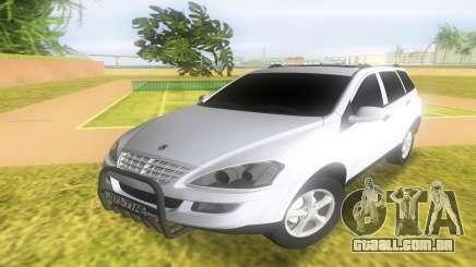SsangYong Novo Kyron 2013 para GTA Vice City