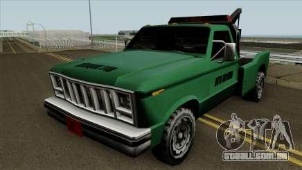 Towtruck Guincho TCGTABR para GTA San Andreas
