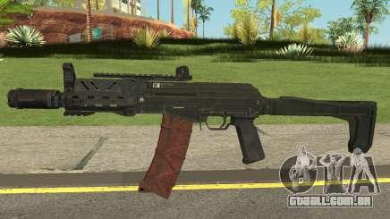 COD:O AK74U para GTA San Andreas