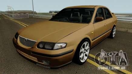 Mazda 626 (RHD) 1997 para GTA San Andreas