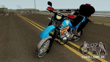 Yamaha XT660 PMERJ BPVE para GTA San Andreas