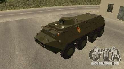 BTR 60 para GTA San Andreas