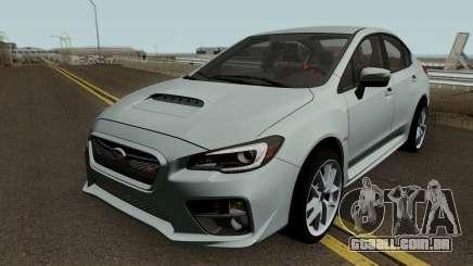 Subaru WRX STI 2016 IVF para GTA San Andreas