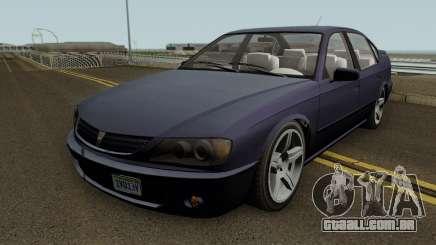 Declasse Merit GTA IV para GTA San Andreas