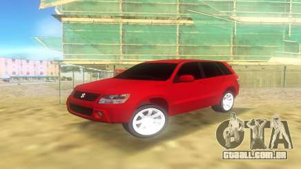 Suzuki Grand Vitara para GTA Vice City