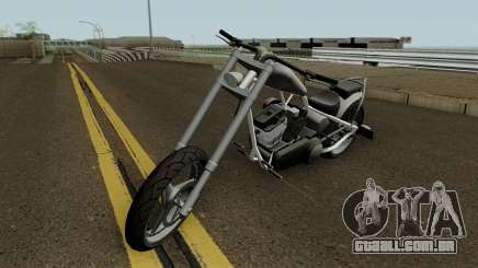Diabolus de GTA 4 EFLC con Texturas Arregladas para GTA San Andreas