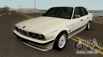 BMW 525i E34 Drift Car 1995 para GTA San Andreas
