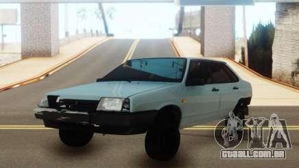 VAZ 21099 SUV para GTA San Andreas