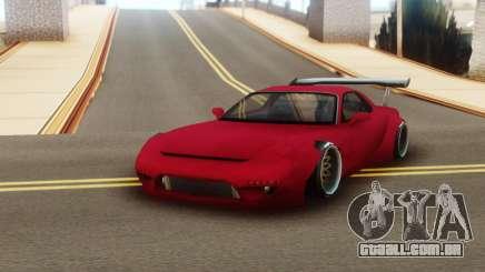 Mazda Rx-7 Coupe para GTA San Andreas