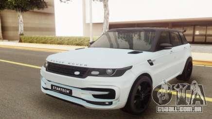 Range Rover Sport StarTech para GTA San Andreas