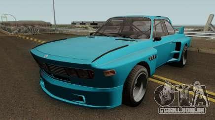 Ubermacht Zion Classic LM GTA V IVF para GTA San Andreas