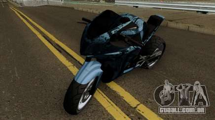 Double T Custom from GTA 4 EFLC para GTA San Andreas