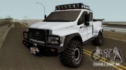 GAZ Next Off-Road para GTA San Andreas