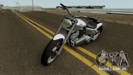 Lycan de GTA 4 TLAD con Texturas Arregladas para GTA San Andreas