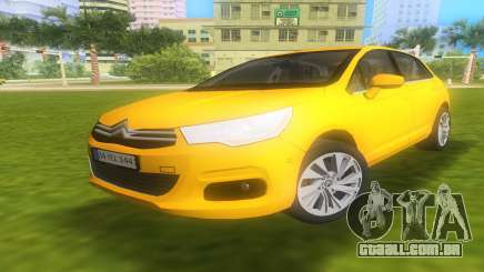 Citroen C4 2012 para GTA Vice City
