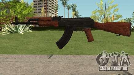 COD-MWR AKM para GTA San Andreas