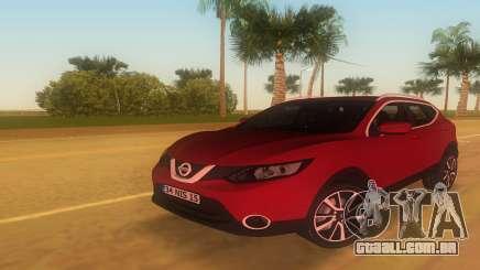 De 2016, A Nissan Qashqai para GTA Vice City