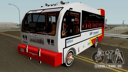 Buseton International 4500 para GTA San Andreas