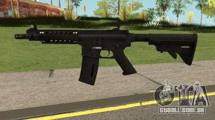 Takedown Red Sabre M4A1 para GTA San Andreas