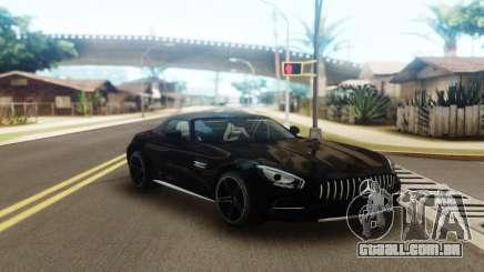 Mercedes-Benz GTC AMG para GTA San Andreas