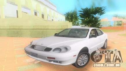 Daewoo Leganza CDX-NOS de 2001 para GTA Vice City
