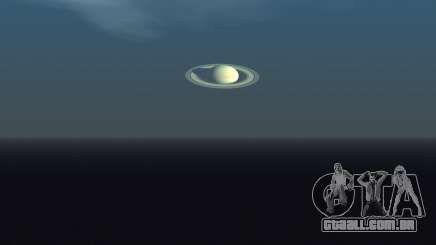 Saturn HD para GTA San Andreas