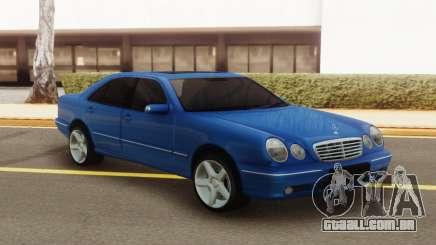Mercedes-Benz E55 Sedan para GTA San Andreas