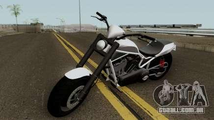 Revenant de GTA 4 EFLC con Texturas Arregladas para GTA San Andreas