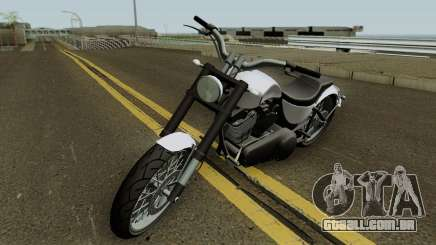 Nightblade from GTA 4 EFLC para GTA San Andreas