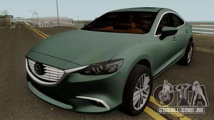 Mazda 6 2018 para GTA San Andreas