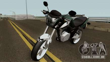Honda CG Titan 150 Sporting (Light Version) para GTA San Andreas