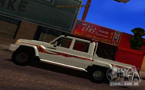 Land Cruiser 79 Pegar V1.0 para GTA San Andreas