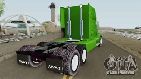Mack Vision McDonald Recycling para GTA San Andreas