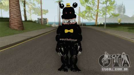 Nightmare Solid V7 para GTA San Andreas