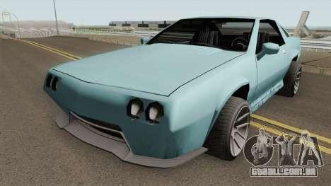 Buffalo Future para GTA San Andreas