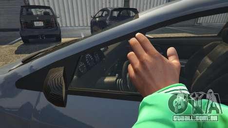 Vehicle Collision System & Vehicle Push 1.9 para GTA 5