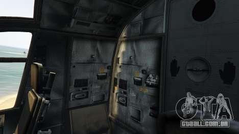 Working Avenger in SP 1.3 para GTA 5