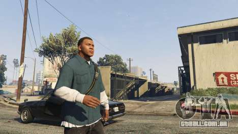 Backpack Inventory 2.9b para GTA 5