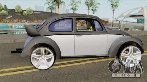 Volkswagen Beetle Engine V10 Viper para GTA San Andreas