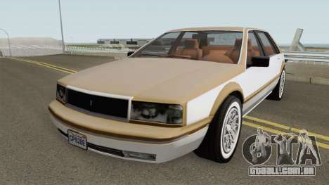 Cadillac SeVille Super Deluxe (Primo Style) 1997 para GTA San Andreas