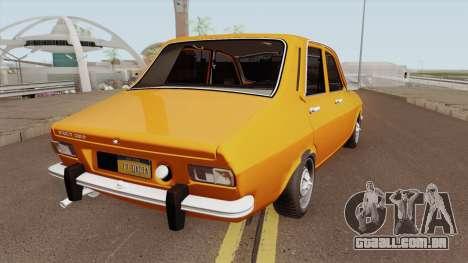 Dacia 1300 New York para GTA San Andreas