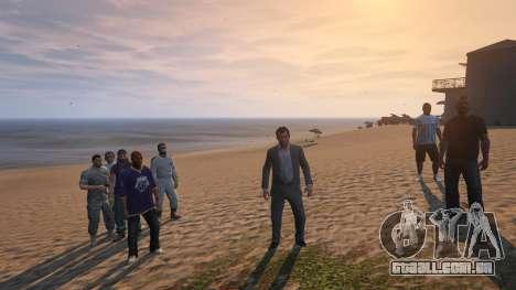 Bodyguard Squads 1.1 para GTA 5