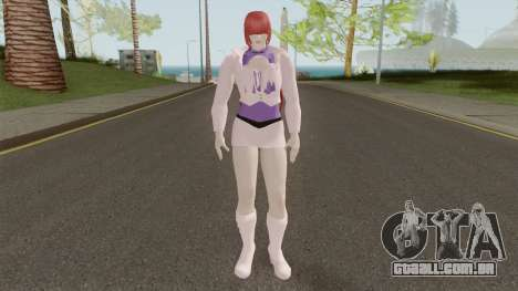 Shermie KOF 1997 para GTA San Andreas