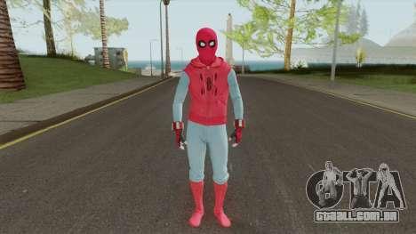 Spider-Man Homecoming AR V2 para GTA San Andreas