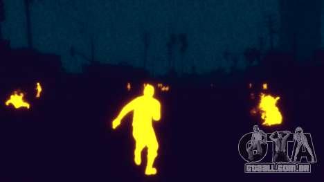 Human Torch 1.4 para GTA 5