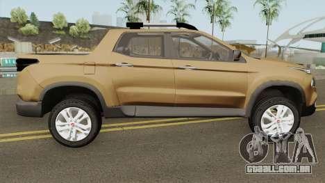 Fiat Toro 2017 para GTA San Andreas